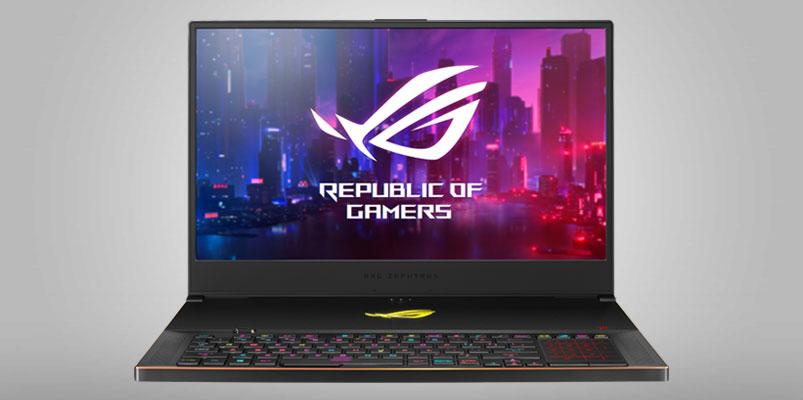 ROG Zephyrus S GX701, la portátil para juegos con pantalla de 300Hz