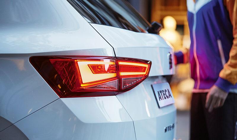 SEAT Ateca 2020 LED