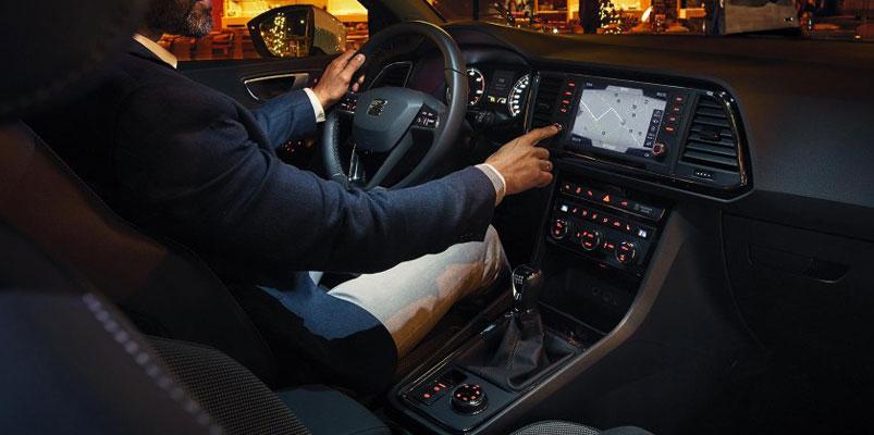 SEAT Ateca 2020 conectividad
