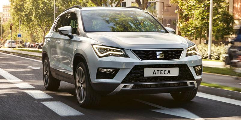 SEAT Ateca 2020 llega a México con 150 hp y en tres versiones