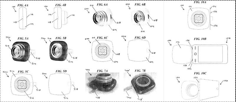 SMATCAM Oliveira patente