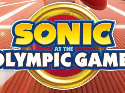 Sonic at the Olympic Games 2020 logo