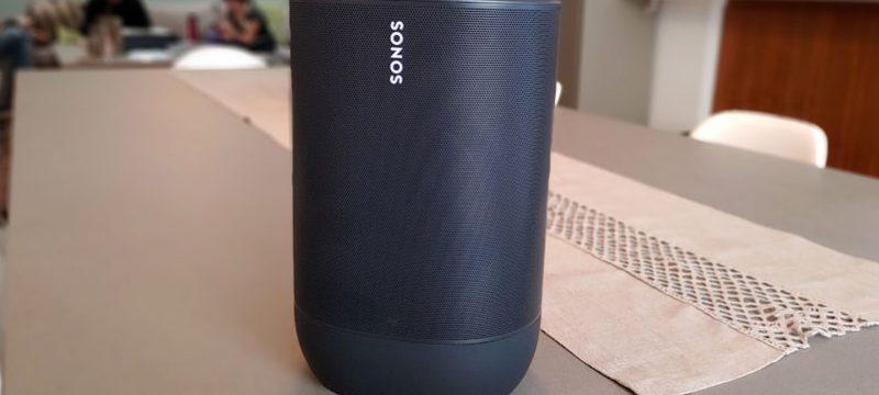 Sonos Move Mexico