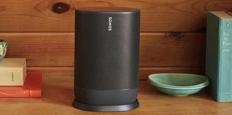 Sonos Move base carga
