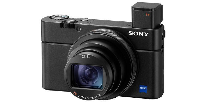 Sony RX100 VII llega a México, conoce su precio y características