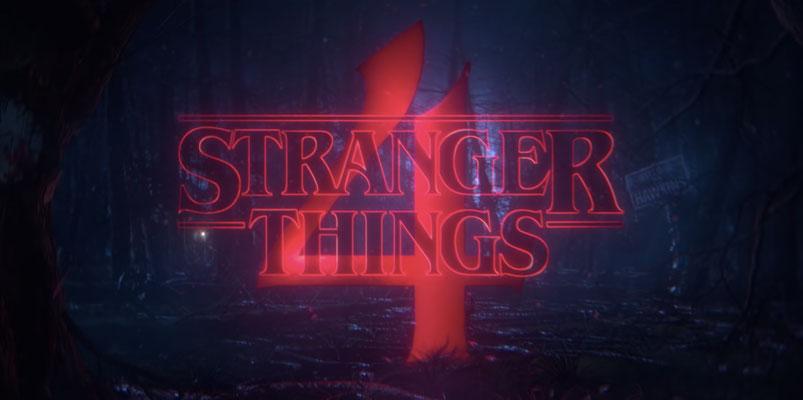 Stranger Things Temporada 4 es una realidad y así lo anuncia Netflix