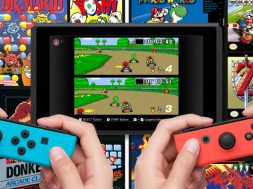 Super NES Nintendo Switch ONLINE