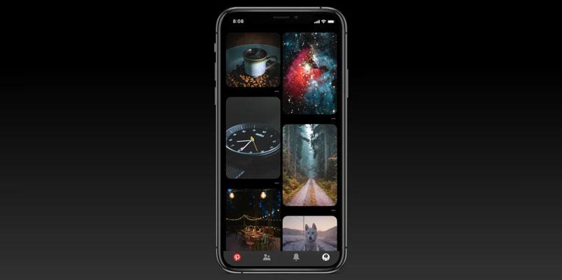El modo noche llega a Pinterest y así lo activas en iOS y Android