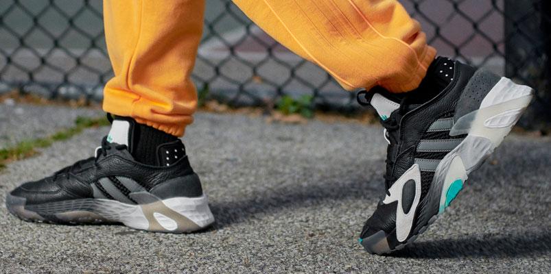 adidas Originals Streetball son un homenaje al basketball callejero