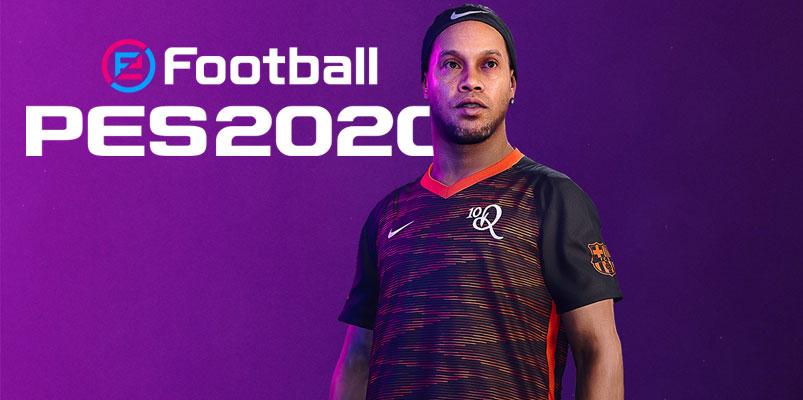 eFootball PES 2020 Ronaldinho
