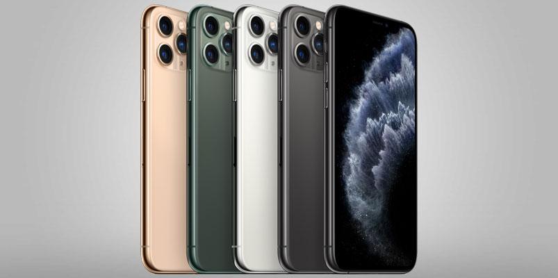 iPhone 11 Pro y iPhone 11 Pro Max llegarán el 20 de septiembre a México