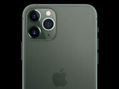 iPhone 11 carga reversible