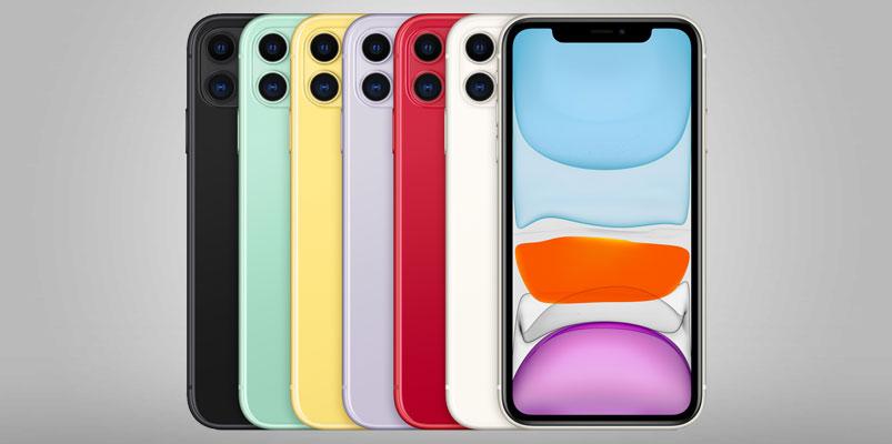 Precios, nuevas tecnologías y disponibilidad de iPhone 11 en México