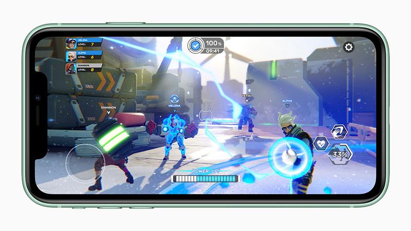 iPhone 11 juegos