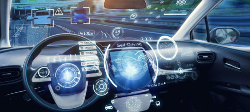 webOS Auto Microsoft autos conectados