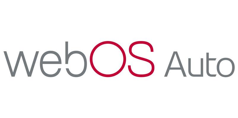 webOS Auto logo