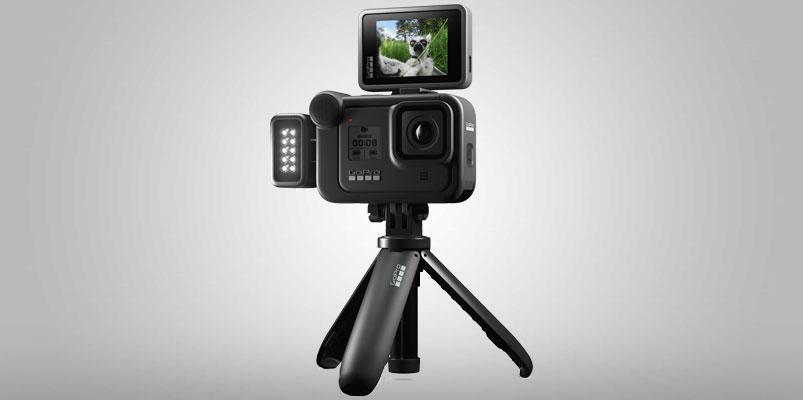 Los 3 accesorios de la nueva GoPro HERO 8 que la hacen perfecta