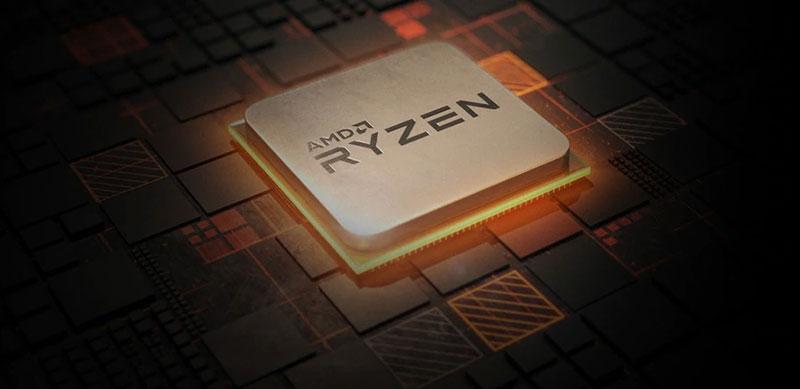 AMD Ryzen procesador