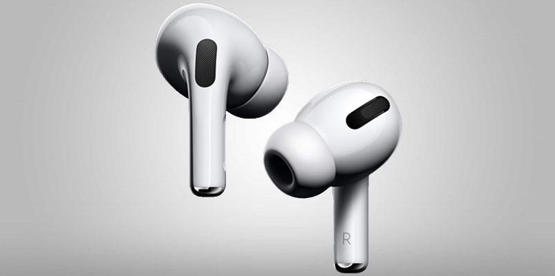 Apple presenta los nuevos AirPods Pro con cancelación de ruido
