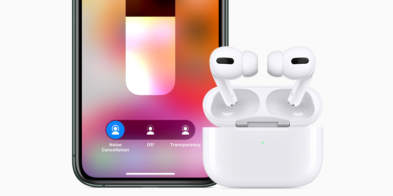 Apple AirPods Pro caja