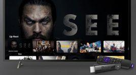 Contenido de Apple TV+ estarán llegando a la plataforma Roku