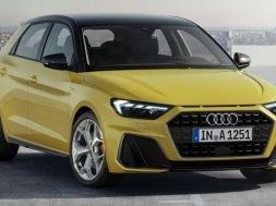 Audi A1 Sportback Mexico