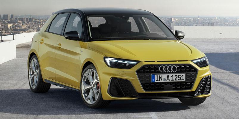 El nuevo Audi A1 Sportback llegará a México en diciembre 2019