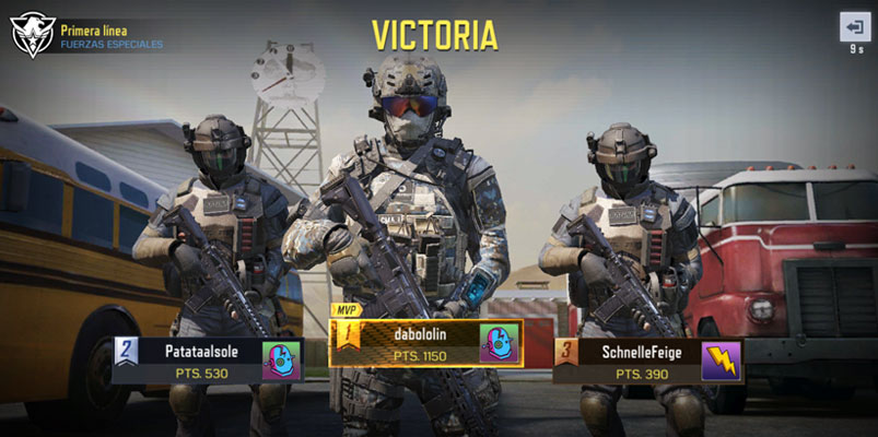 Ya puedes jugar Call of Duty: Mobile en tu Android o iPhone