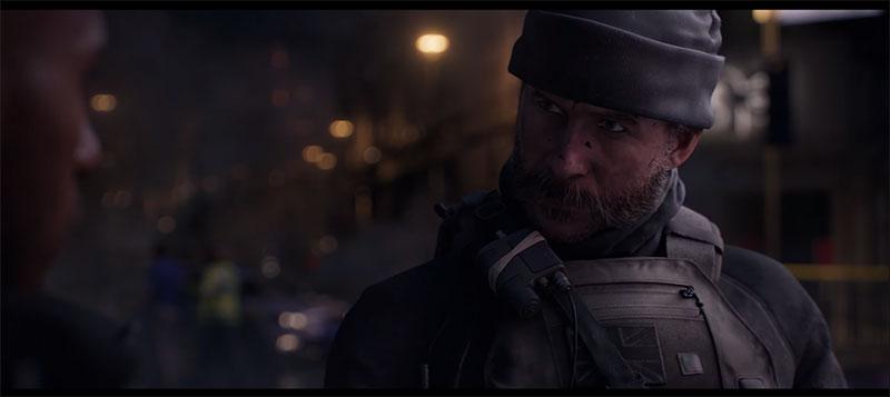 Call of Duty Modern Warfare John Price
