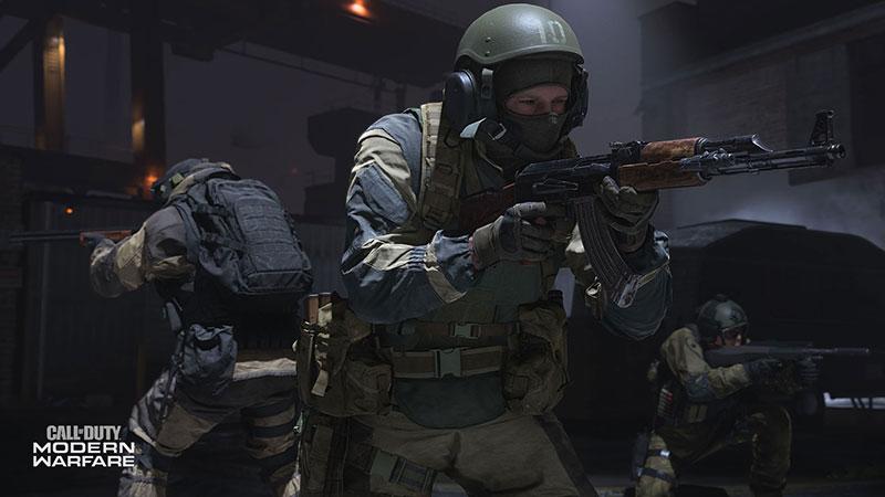 Call of Duty Modern Warfare SO