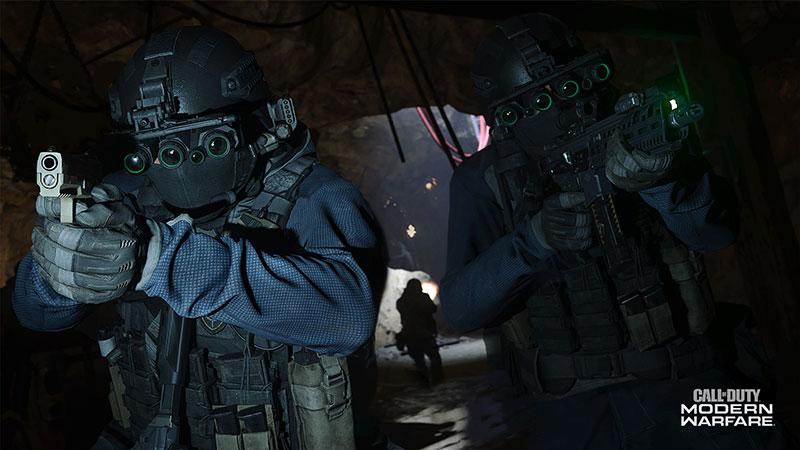 Call of Duty Modern Warfare especificaciones PC