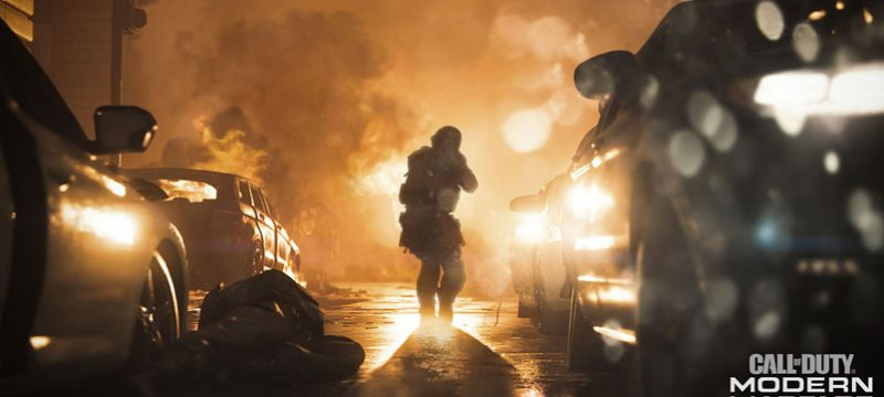 Call of Duty Modern Warfare graficos