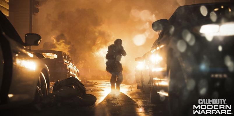 Call of Duty: Modern Warfare ofrecerá una increíble experiencia en 4K