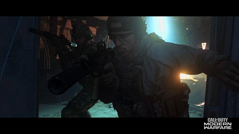 Call of Duty Modern Warfare historia