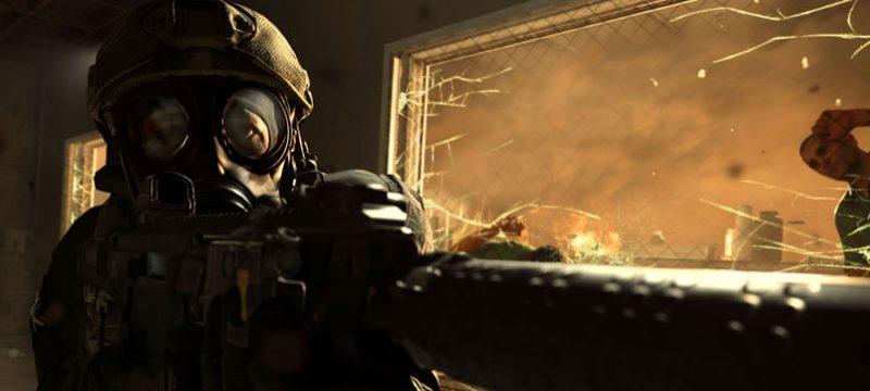 Call of Duty Modern Warfare lanzamiento