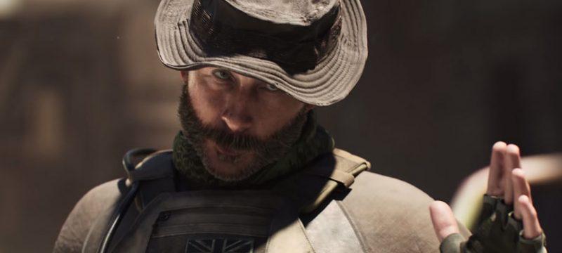 Call of Duty Modern Warfare trailer