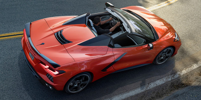 Chevrolet Corvette Stingray Convertible 2020 Mexico