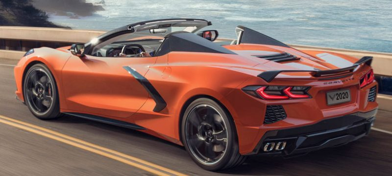 Corvette Stingray Convertible 2020