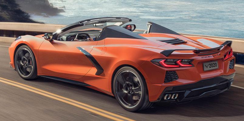 El Chevrolet Corvette Stingray Convertible 2020 llegará a México