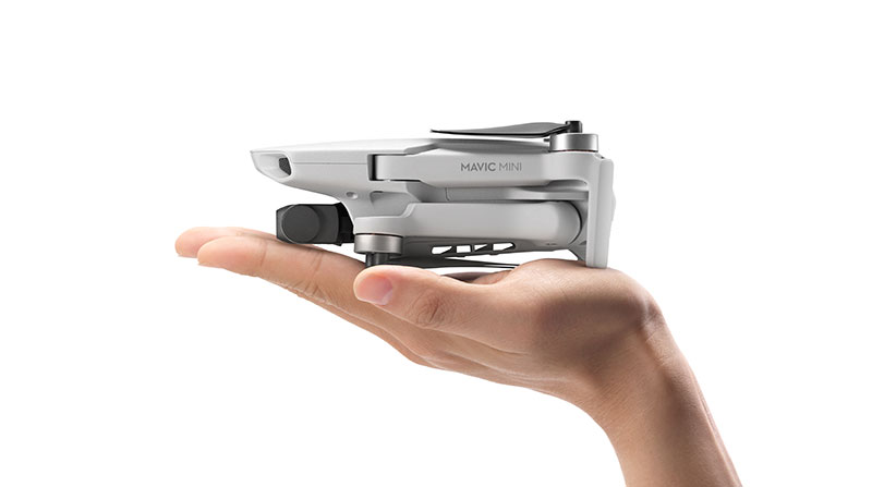 DJI Mavic Mini mano