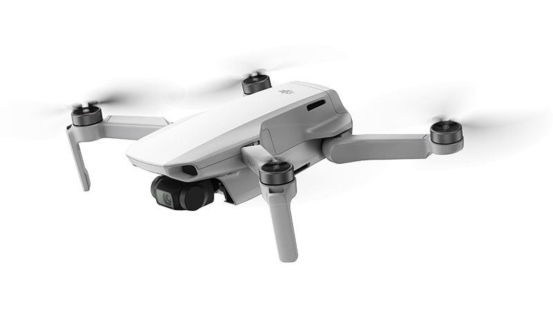 DJI Mavic Mini volando