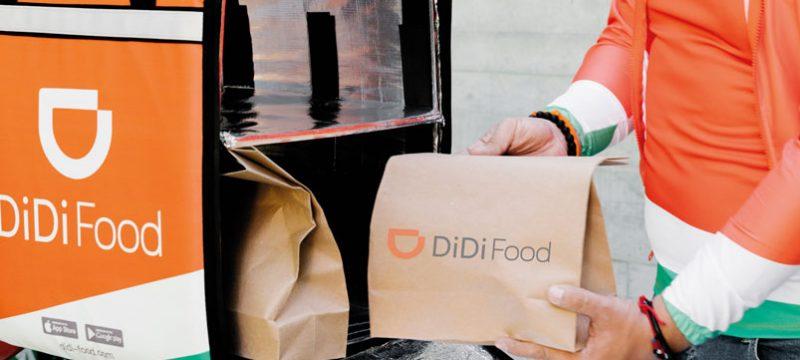 DiDi Food Monterrey