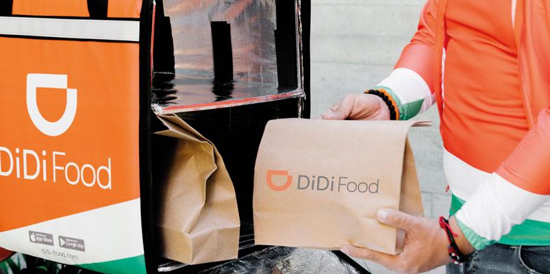 DiDi Food ya puede entregarte comida en zonas de Monterrey