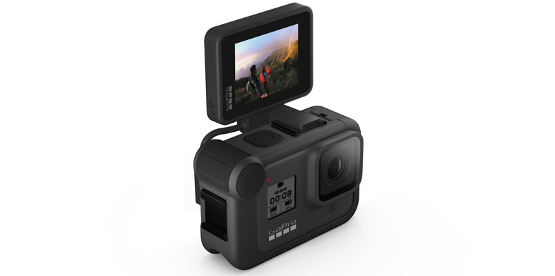 Display Mod GoPro HERO 8 Black
