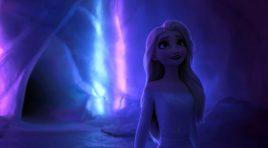 Una extraña voz sigue llamando a Elsa en el nuevo tráiler de Frozen 2
