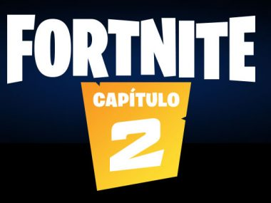 Fortnite Capitulo 2 logo