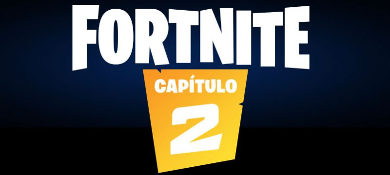 Fortnite Capitulo 2 logo