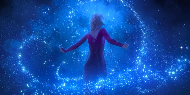 Disney Studios presenta los pósteres de los personajes de Frozen 2