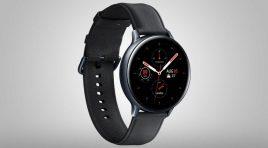 Galaxy Watch Active 2 disponible en México; precio y características