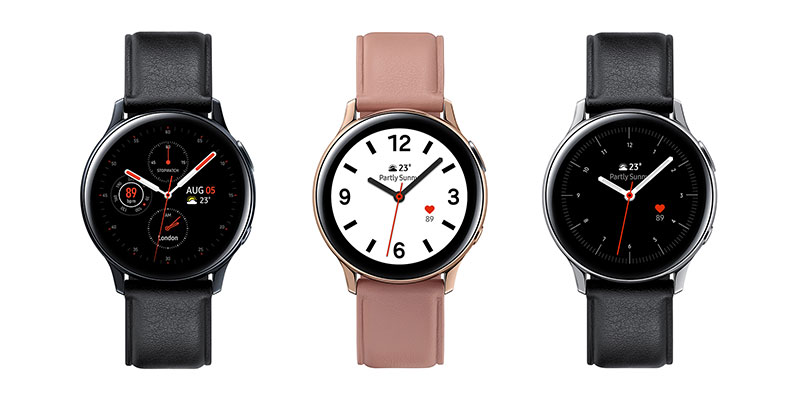 Galaxy Watch Active 2 colores